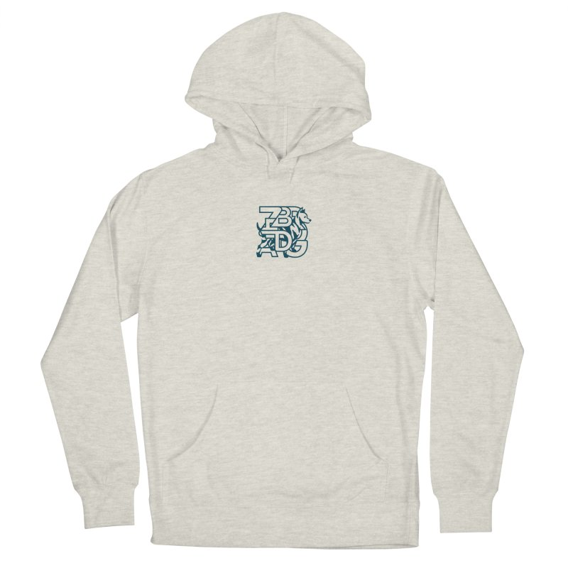 Mish Mash Men's Pullover Hoody by Zebradog Apparel & Accessories