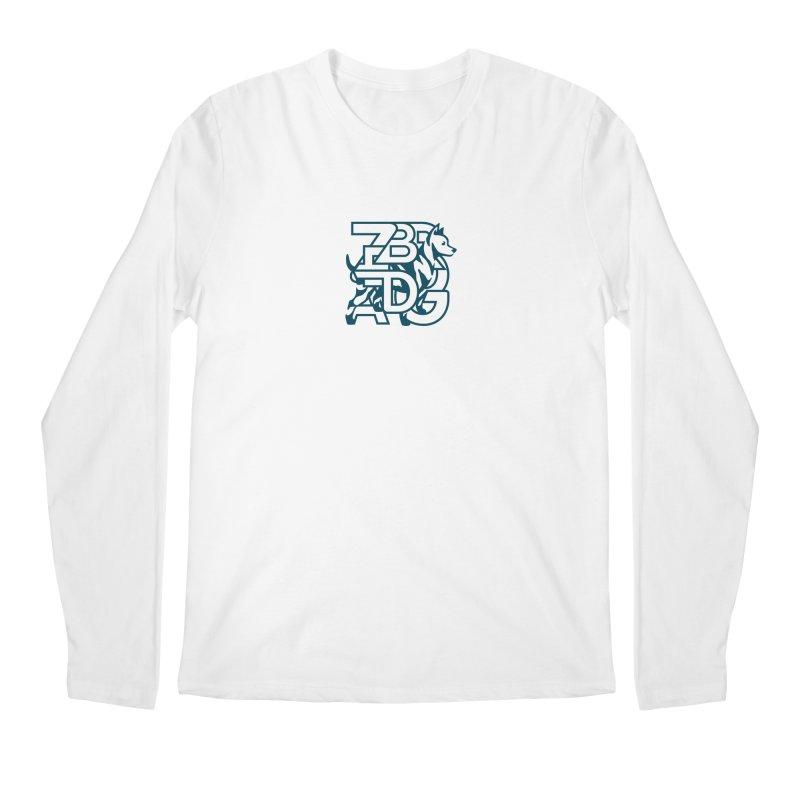 Mish Mash Men's Regular Longsleeve T-Shirt by Zebradog Apparel & Accessories