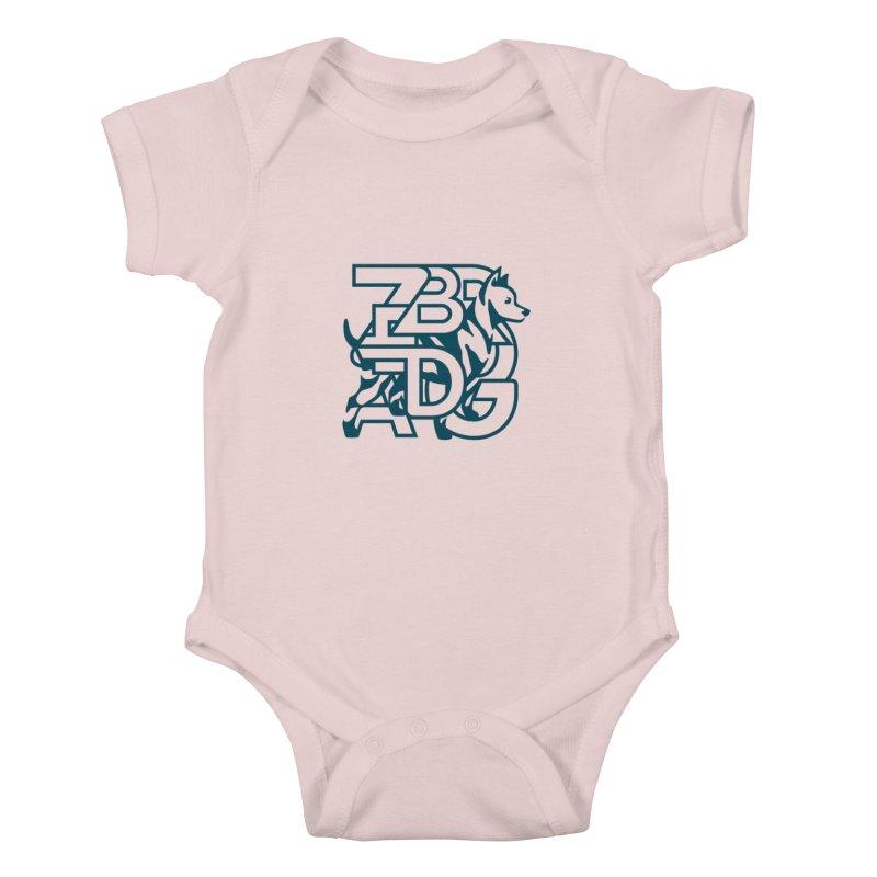 Mish Mash Kids Baby Bodysuit by Zebradog Apparel & Accessories