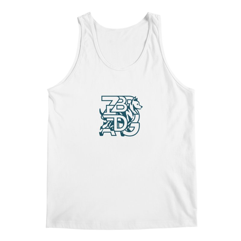 Mish Mash Men's Tank by Zebradog Apparel & Accessories