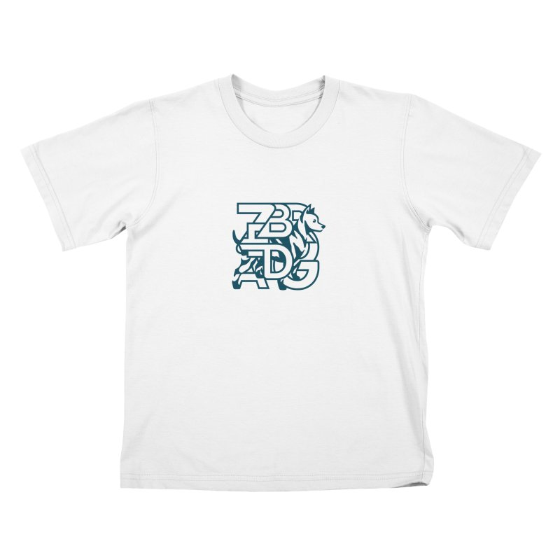 Mish Mash Kids T-Shirt by Zebradog Apparel & Accessories