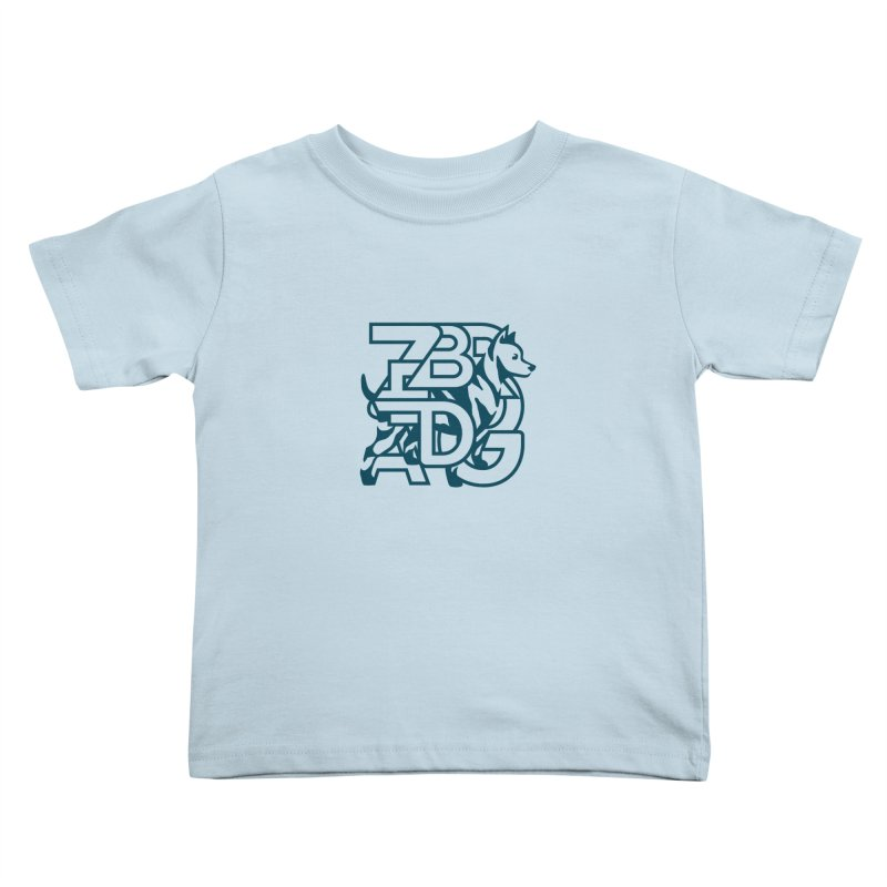Mish Mash Kids Toddler T-Shirt by Zebradog Apparel & Accessories