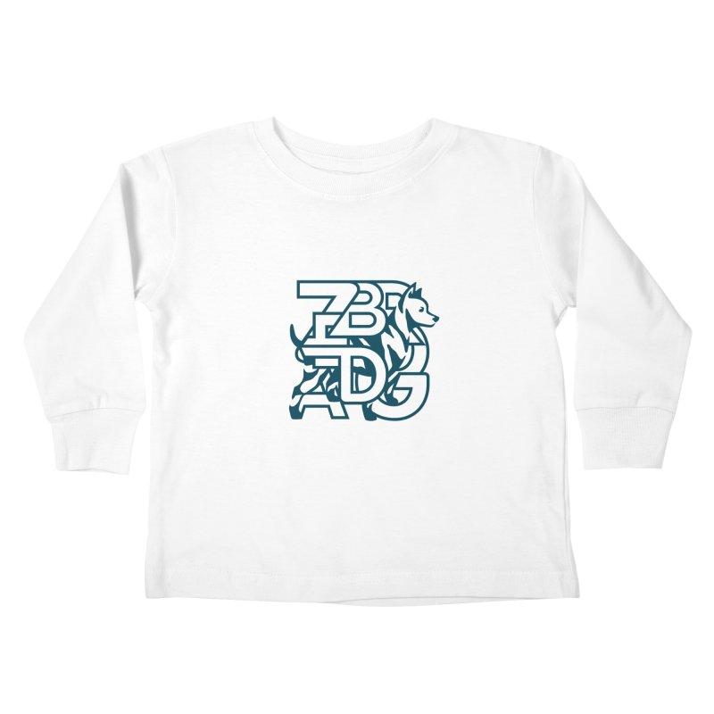 Mish Mash Kids Toddler Longsleeve T-Shirt by Zebradog Apparel & Accessories