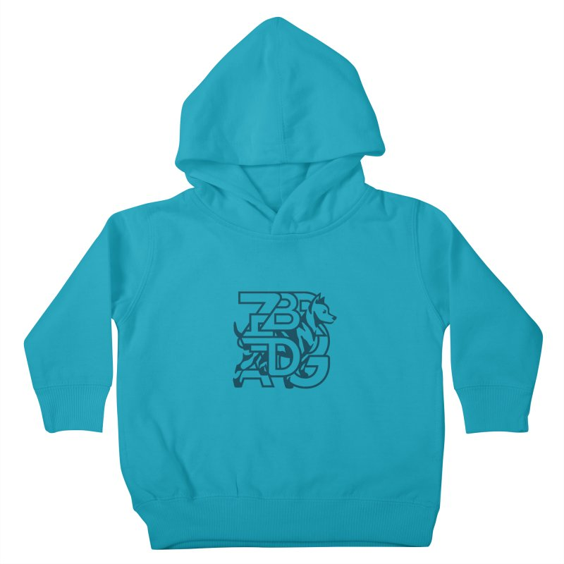 Mish Mash Kids Toddler Pullover Hoody by Zebradog Apparel & Accessories