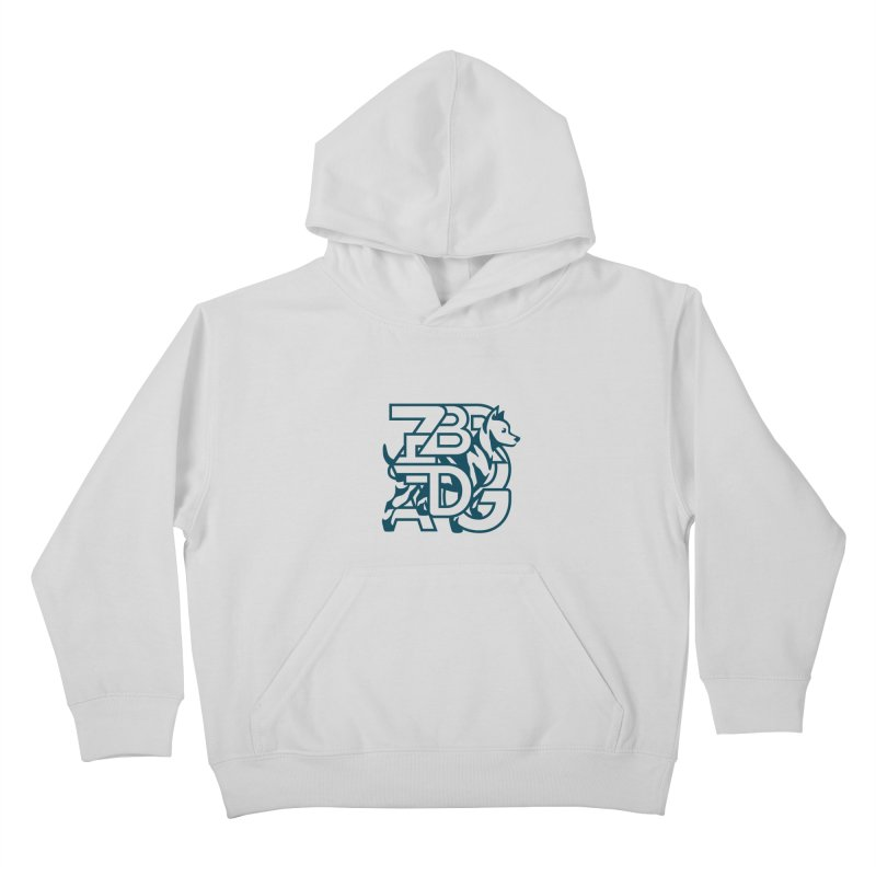 Mish Mash Kids Pullover Hoody by Zebradog Apparel & Accessories