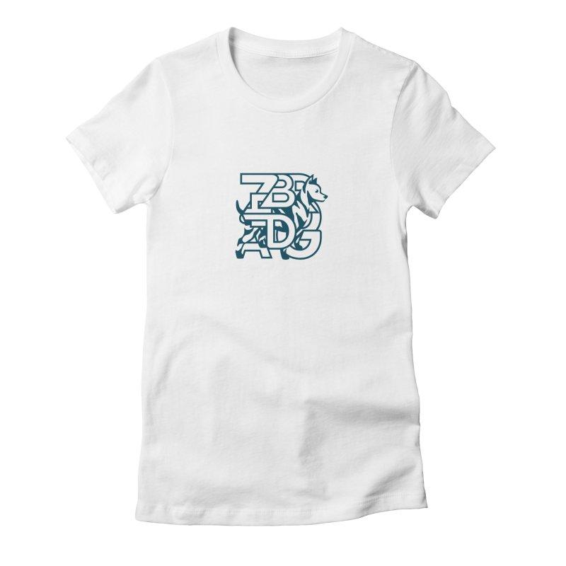 Mish Mash Women's T-Shirt by Zebradog Apparel & Accessories