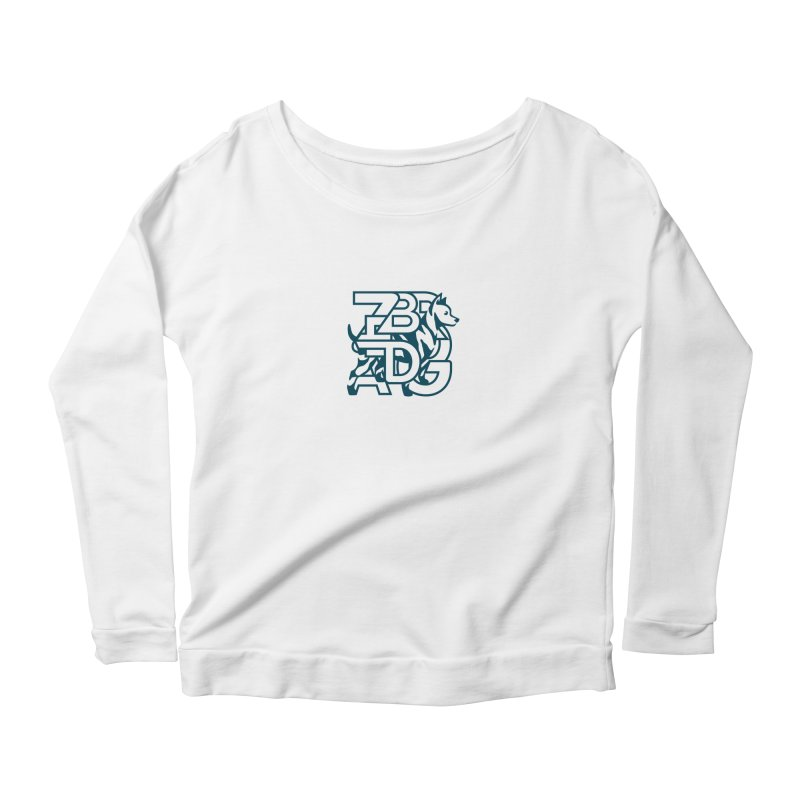 Mish Mash Women's Longsleeve T-Shirt by Zebradog Apparel & Accessories