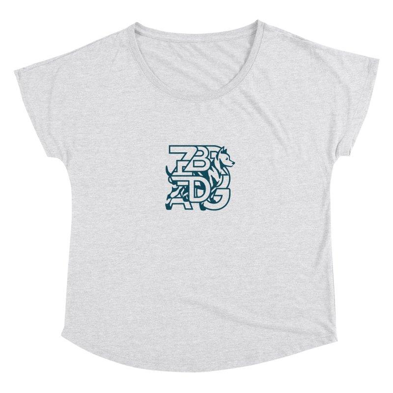 Mish Mash Women's Scoop Neck by Zebradog Apparel & Accessories