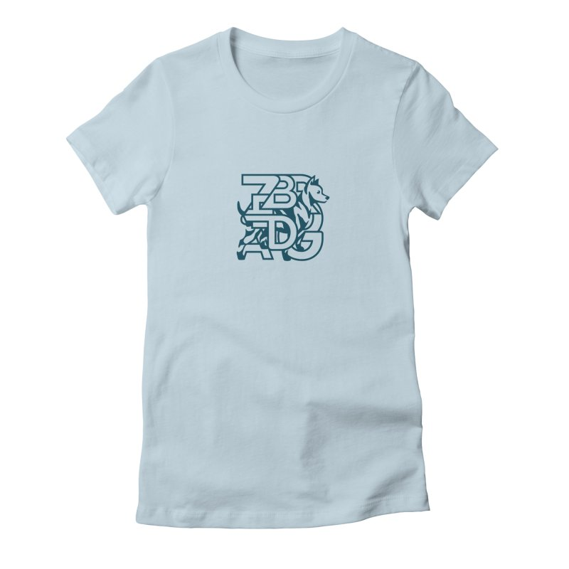 Mish Mash Women's T-Shirt by Zebradog Apparel & Accessories