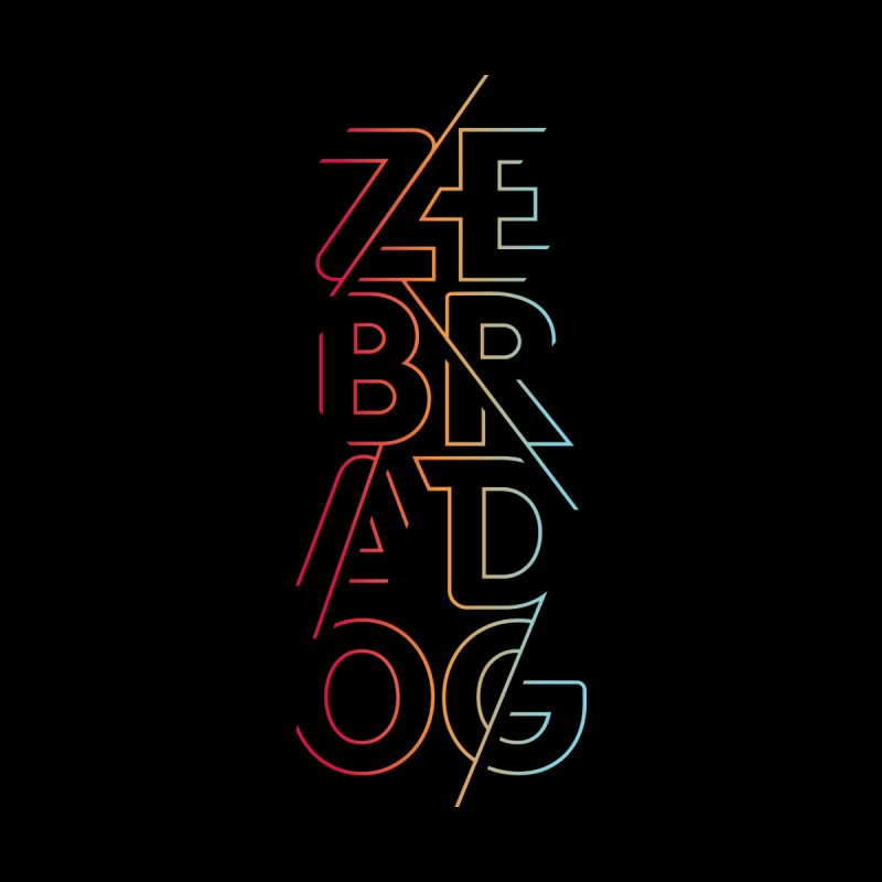 Neon '95 Men's T-Shirt by Zebradog Apparel & Accessories