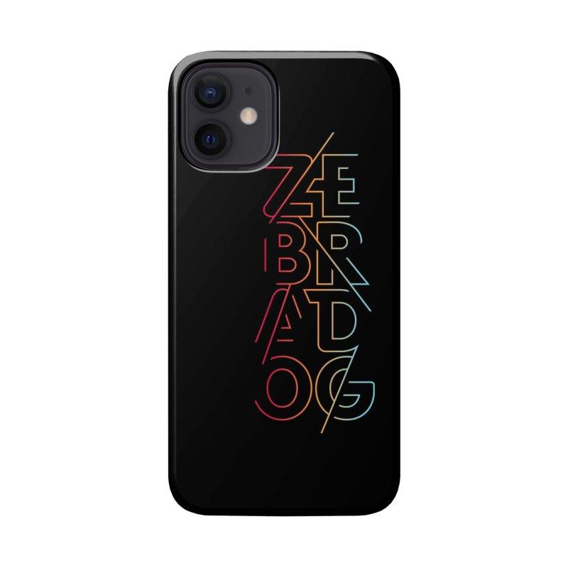 Neon '95 Accessories Phone Case by Zebradog Apparel & Accessories