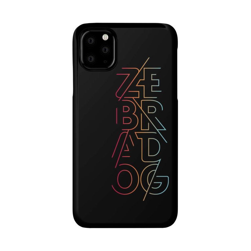 Neon '95 Accessories Phone Case by Zebradog Apparel & Accessories