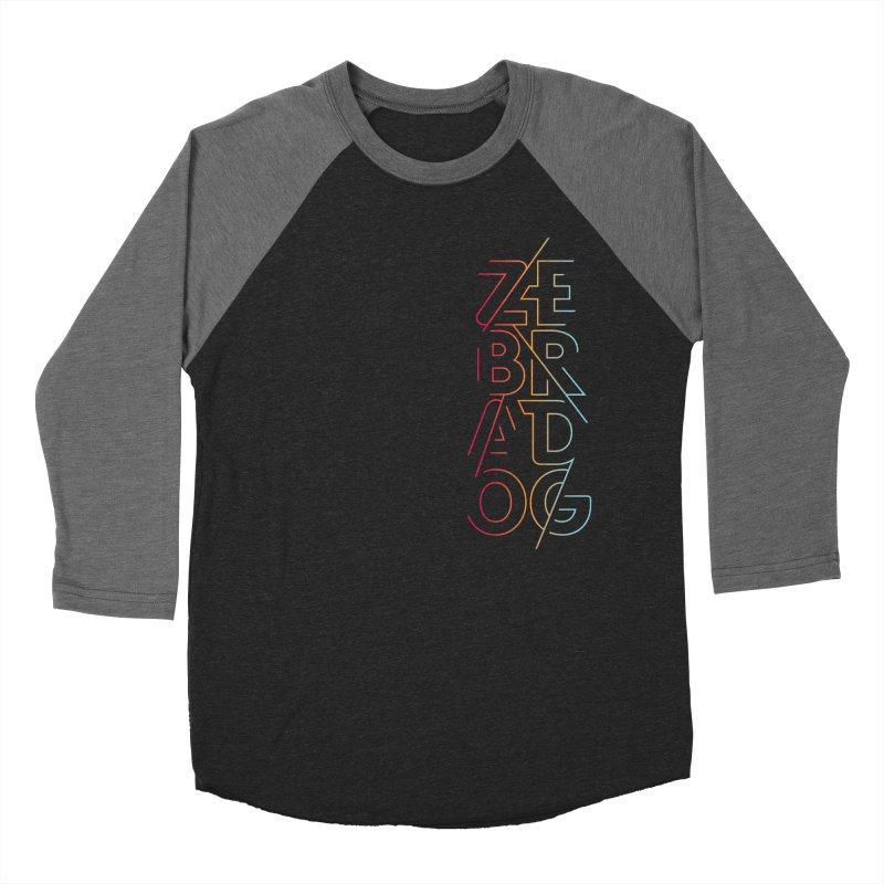 Neon '95 Men's Longsleeve T-Shirt by Zebradog Apparel & Accessories