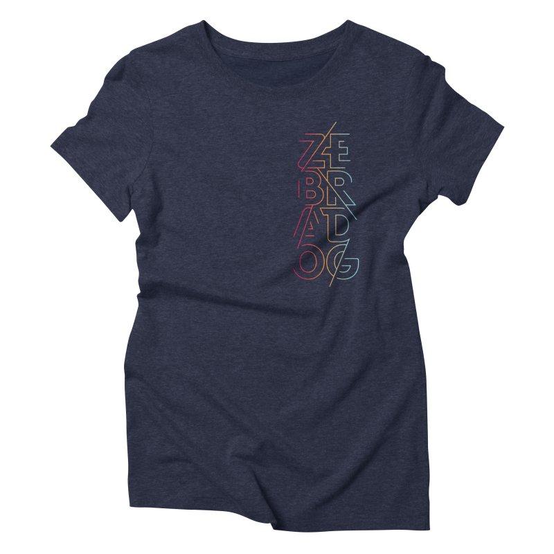 Neon '95 Women's T-Shirt by Zebradog Apparel & Accessories