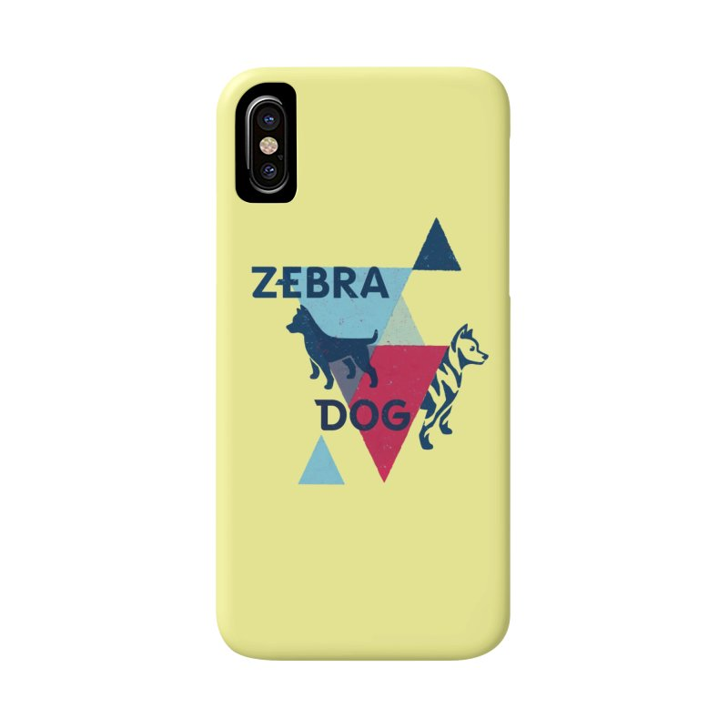 New Wave Accessories Phone Case by Zebradog Apparel & Accessories