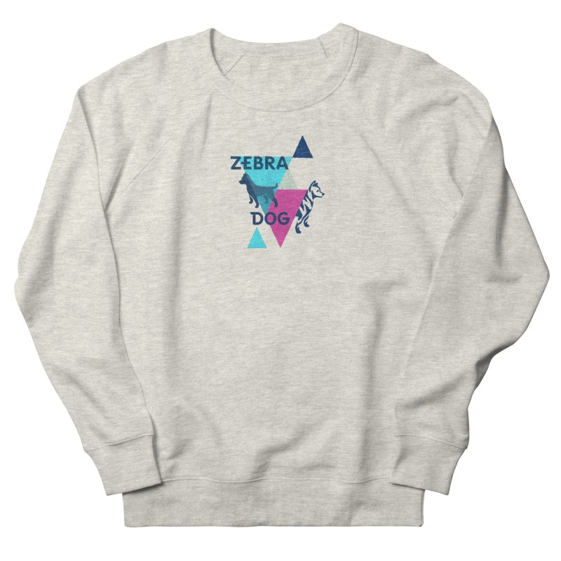 New Wave Women's Sweatshirt by Zebradog Apparel & Accessories
