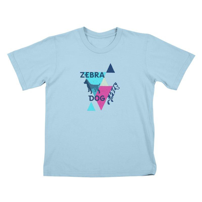 New Wave Kids T-Shirt by Zebradog Apparel & Accessories