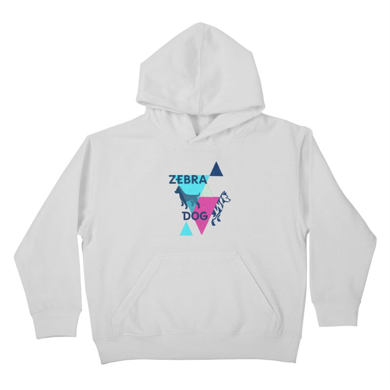 New Wave Kids Pullover Hoody by Zebradog Apparel & Accessories