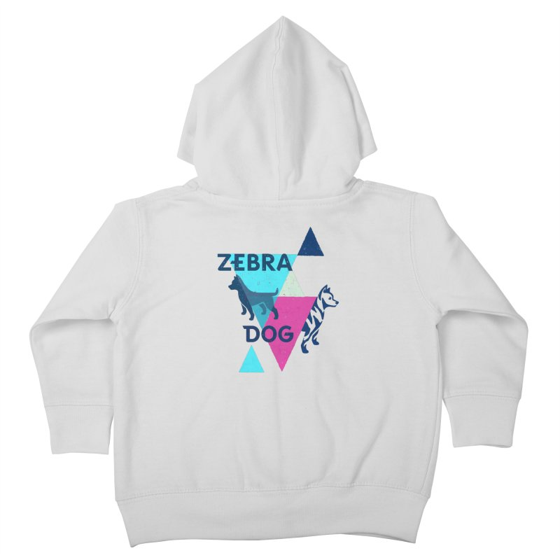 New Wave Kids Toddler Zip-Up Hoody by Zebradog Apparel & Accessories