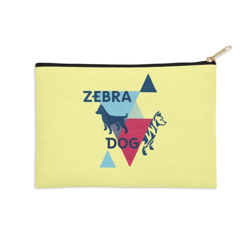New Wave Accessories Zip Pouch by Zebradog Apparel & Accessories