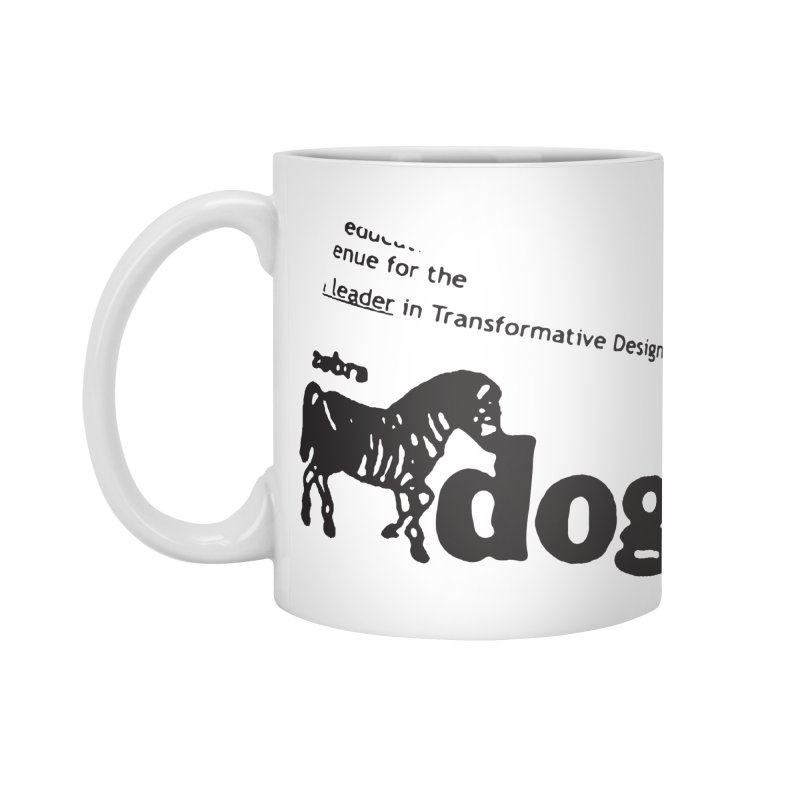 Z Dog Stamps Accessories Mug by Zebradog Apparel & Accessories