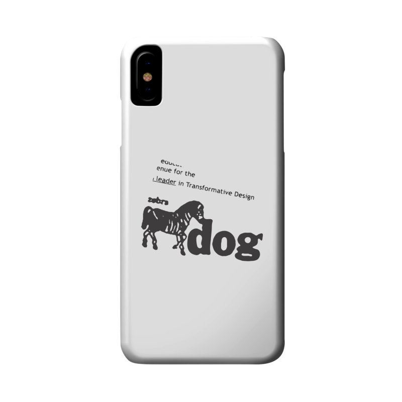 Z Dog Stamps Accessories Phone Case by Zebradog Apparel & Accessories