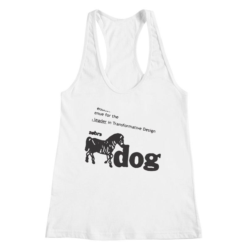 Z Dog Stamps Women's Tank by Zebradog Apparel & Accessories