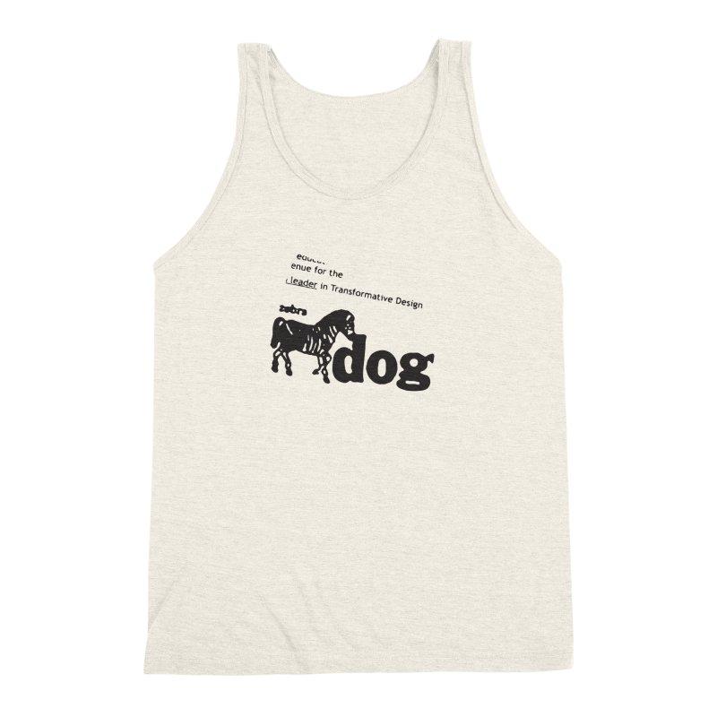 Z Dog Stamps Men's Tank by Zebradog Apparel & Accessories