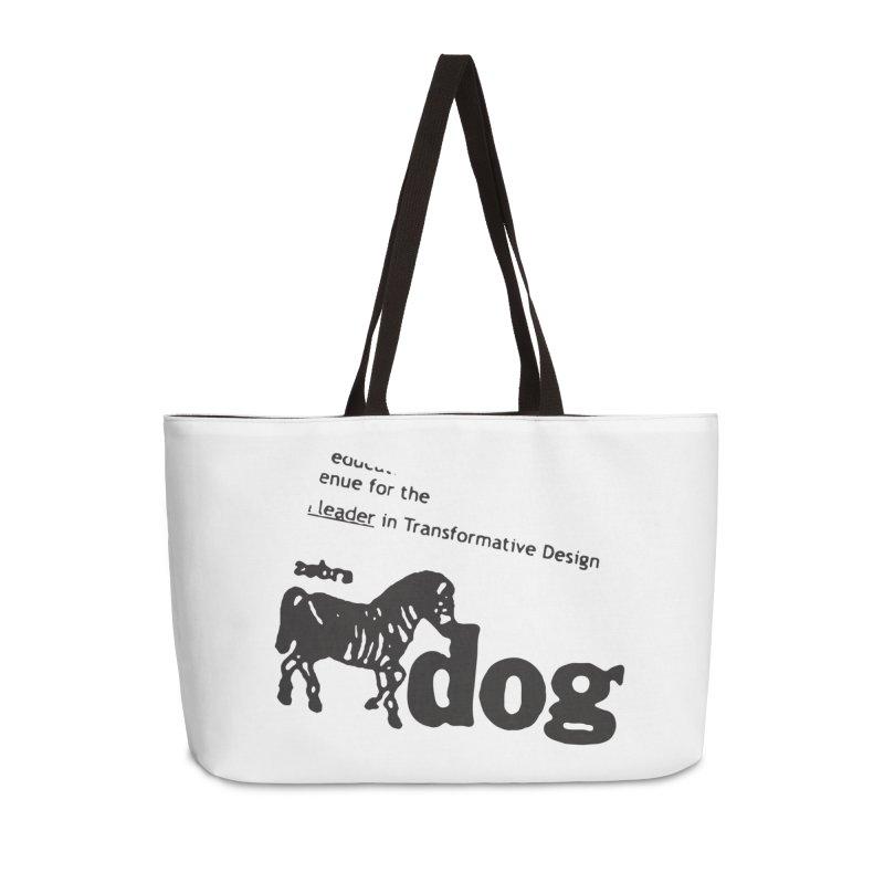 Z Dog Stamps Accessories Bag by Zebradog Apparel & Accessories