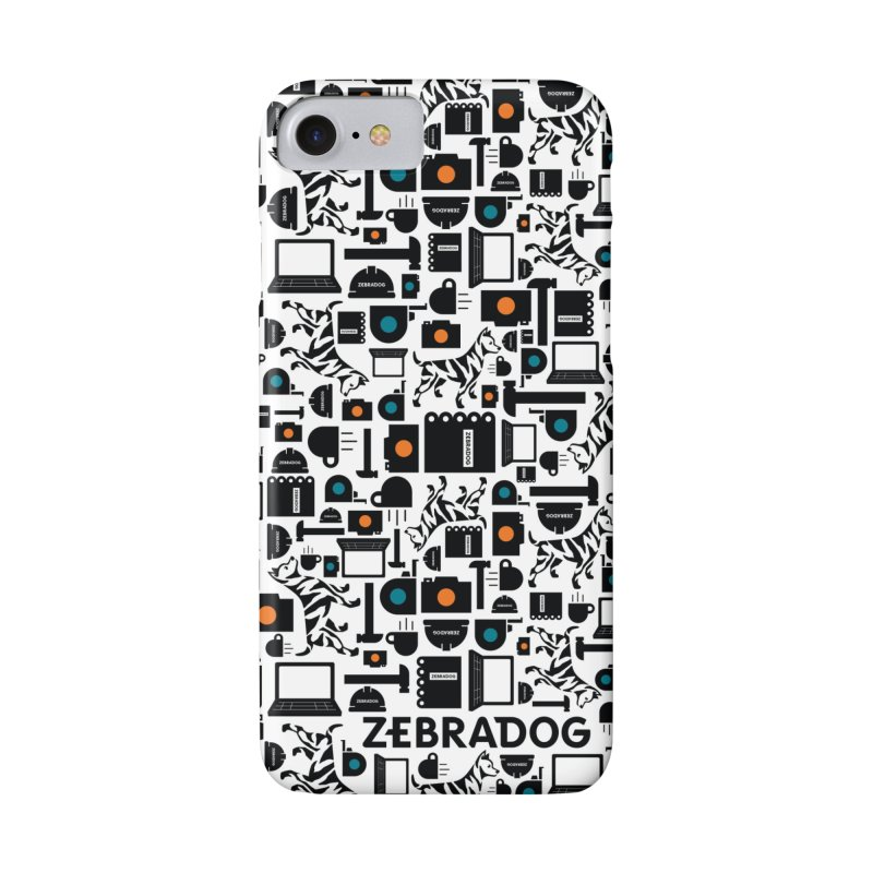 Tool Box Accessories Phone Case by Zebradog Apparel & Accessories