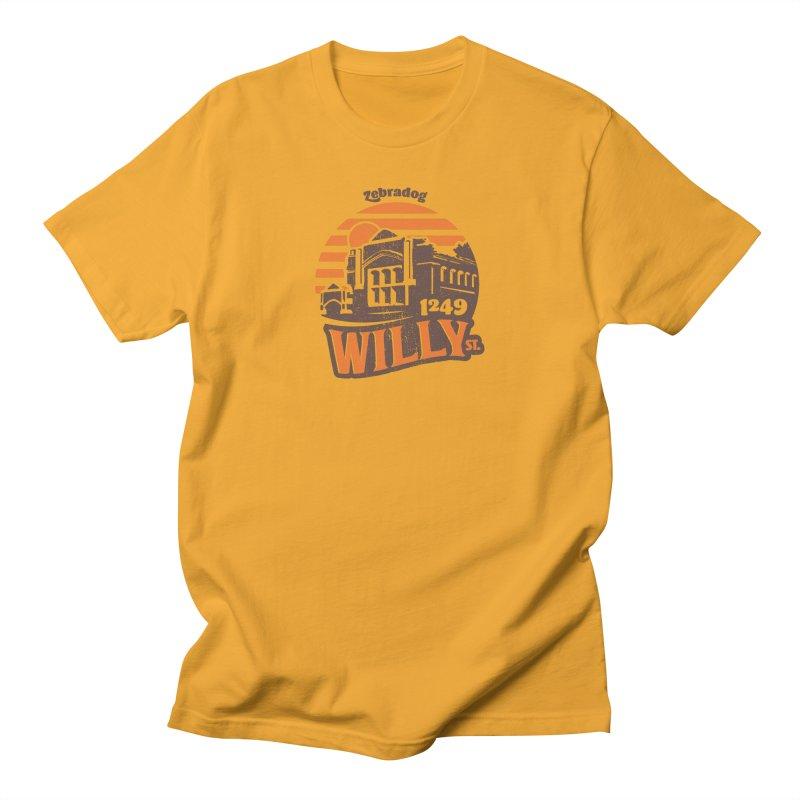 Vibe 1975 Men's T-Shirt by Zebradog Apparel & Accessories