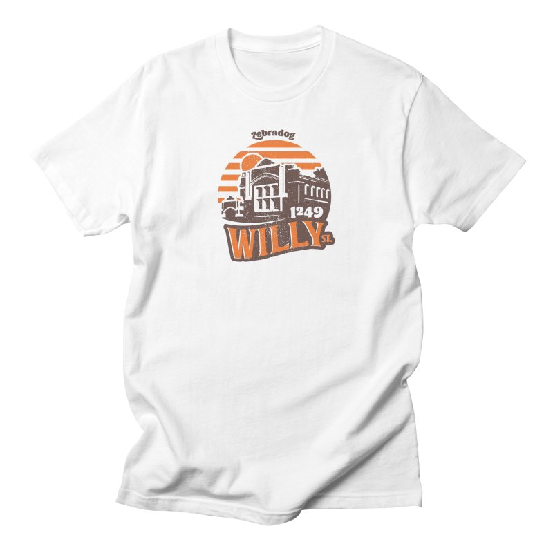 Vibe 1975 Men's Regular T-Shirt by Zebradog Apparel & Accessories