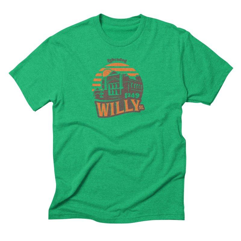 Vibe 1975 Men's Triblend T-Shirt by Zebradog Apparel & Accessories