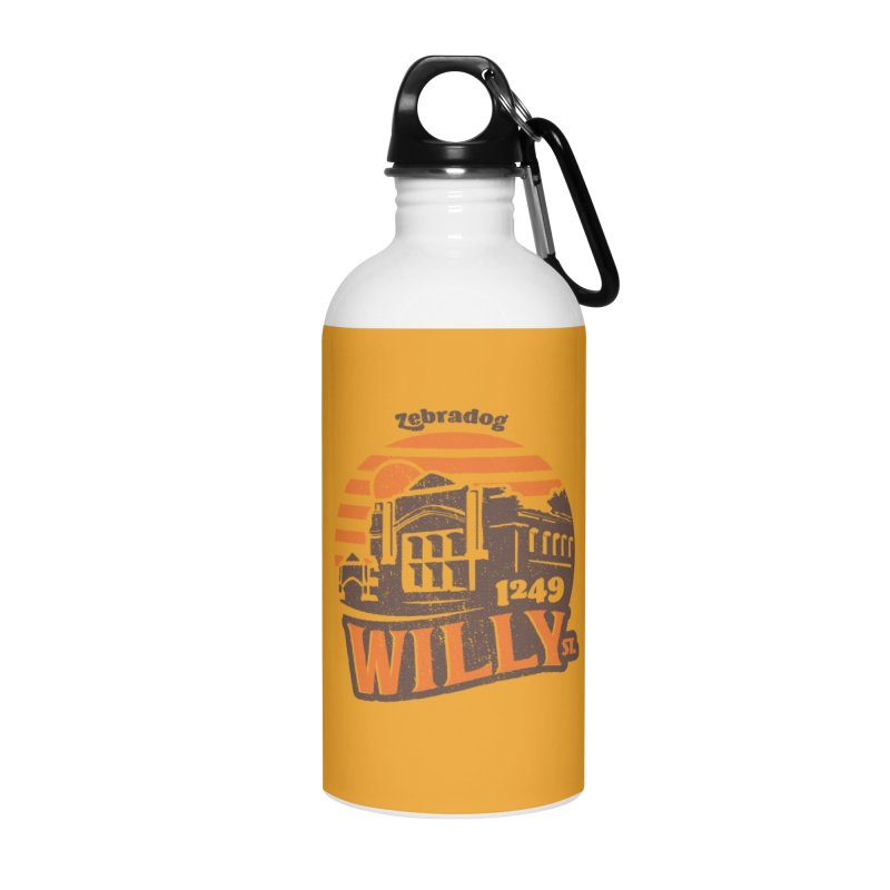 Vibe 1975 Accessories Water Bottle by Zebradog Apparel & Accessories