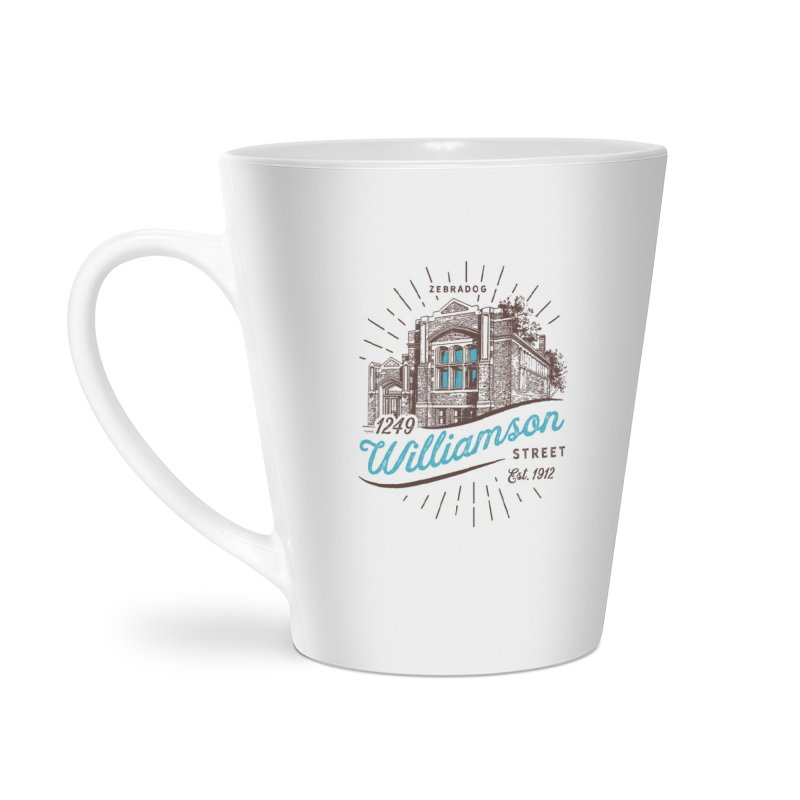 Vibe 1935 Accessories Latte Mug by Zebradog Apparel & Accessories