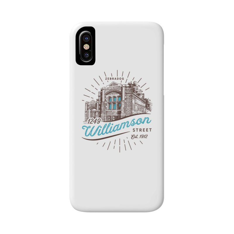 Vibe 1935 Accessories Phone Case by Zebradog Apparel & Accessories