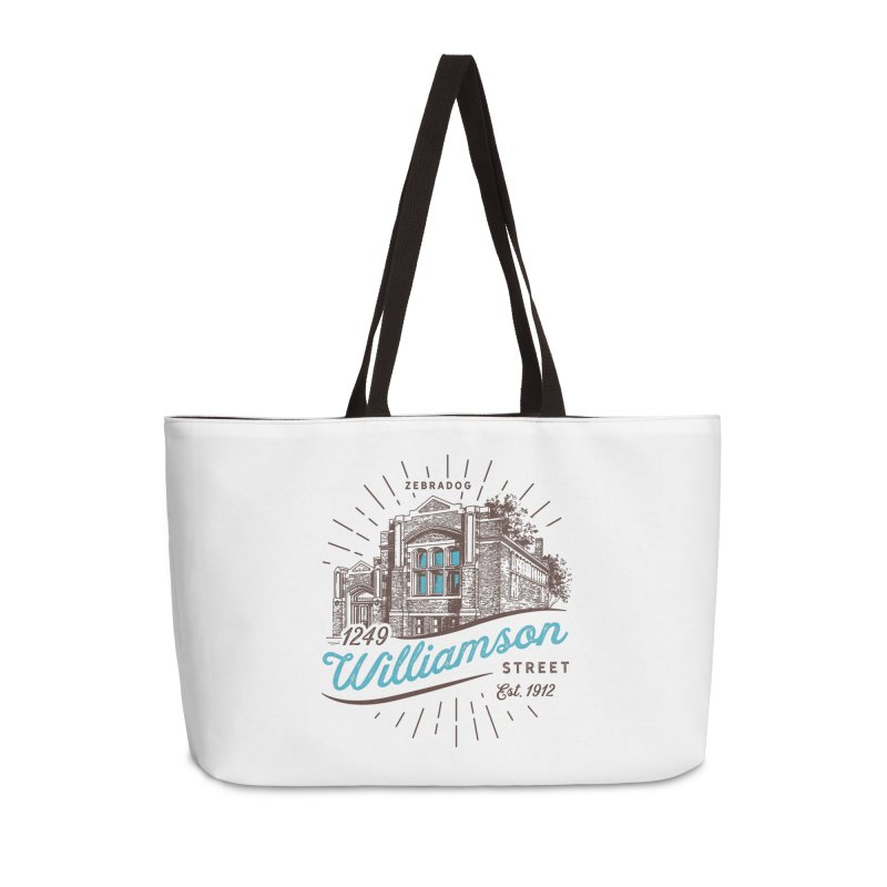 Vibe 1935 Accessories Bag by Zebradog Apparel & Accessories
