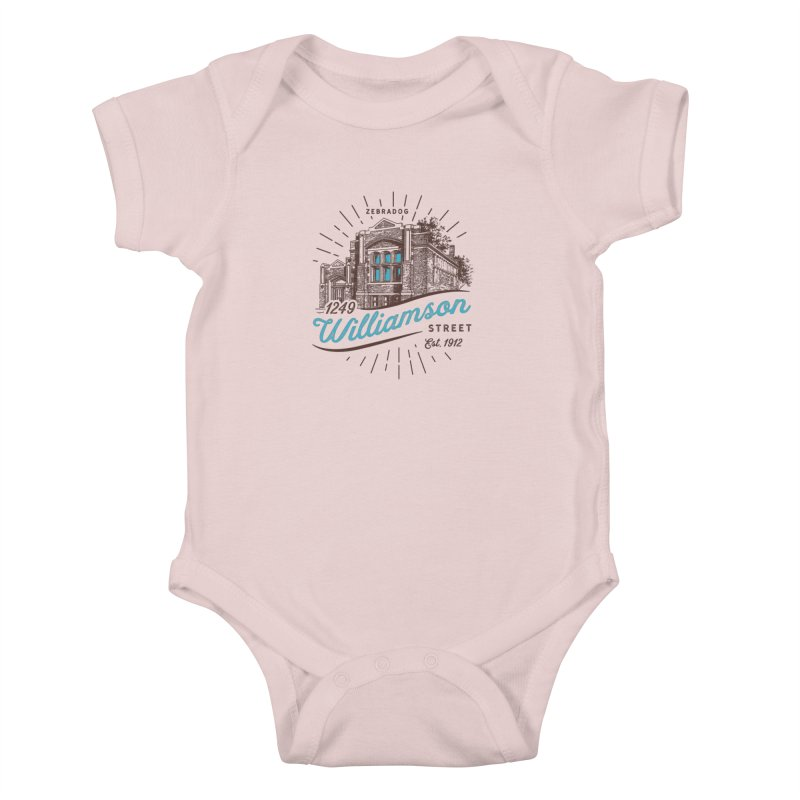 Vibe 1935 Kids Baby Bodysuit by Zebradog Apparel & Accessories