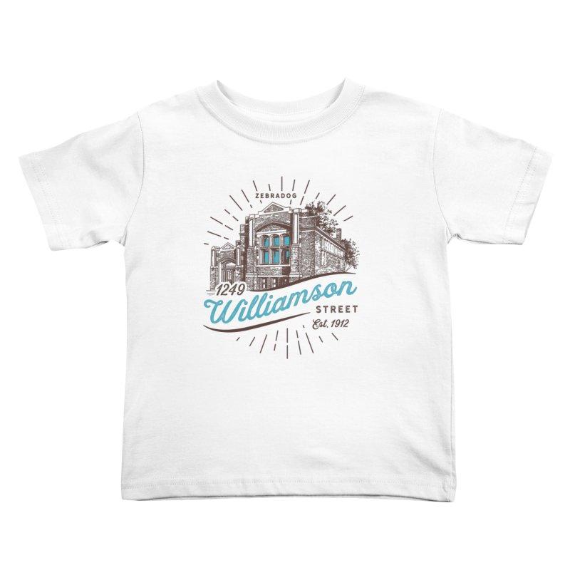Vibe 1935 Kids Toddler T-Shirt by Zebradog Apparel & Accessories