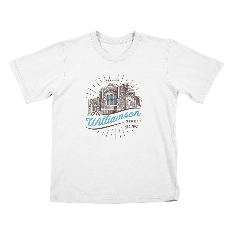 Vibe 1935 Kids T-Shirt by Zebradog Apparel & Accessories