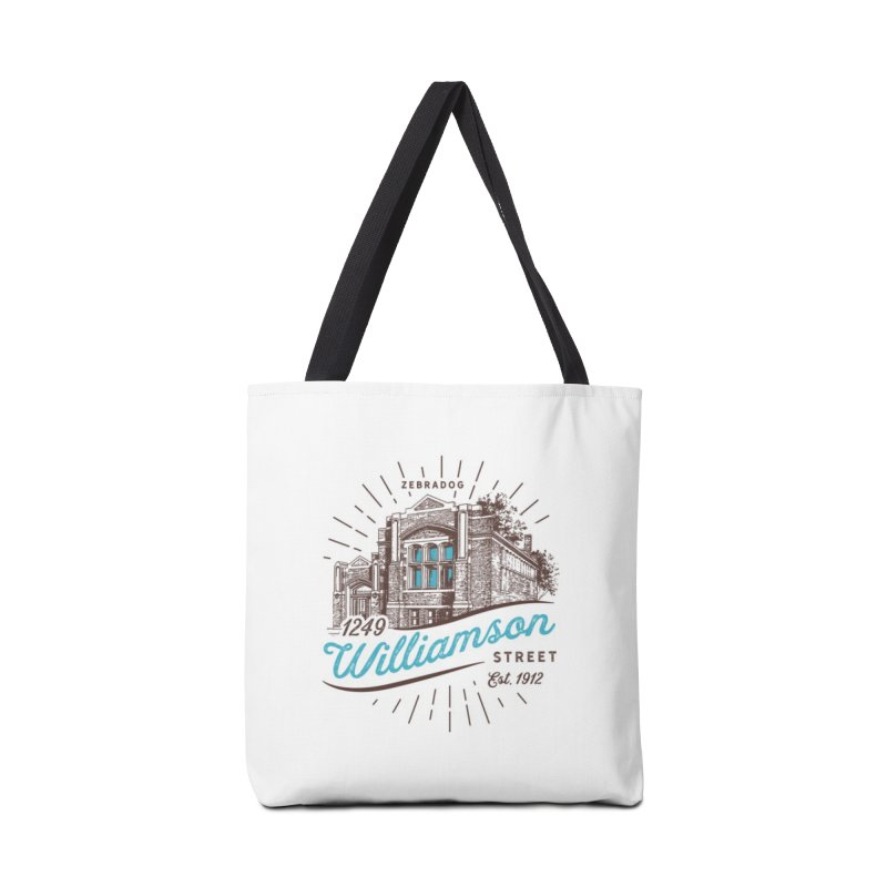 Vibe 1935 Accessories Tote Bag Bag by Zebradog Apparel & Accessories