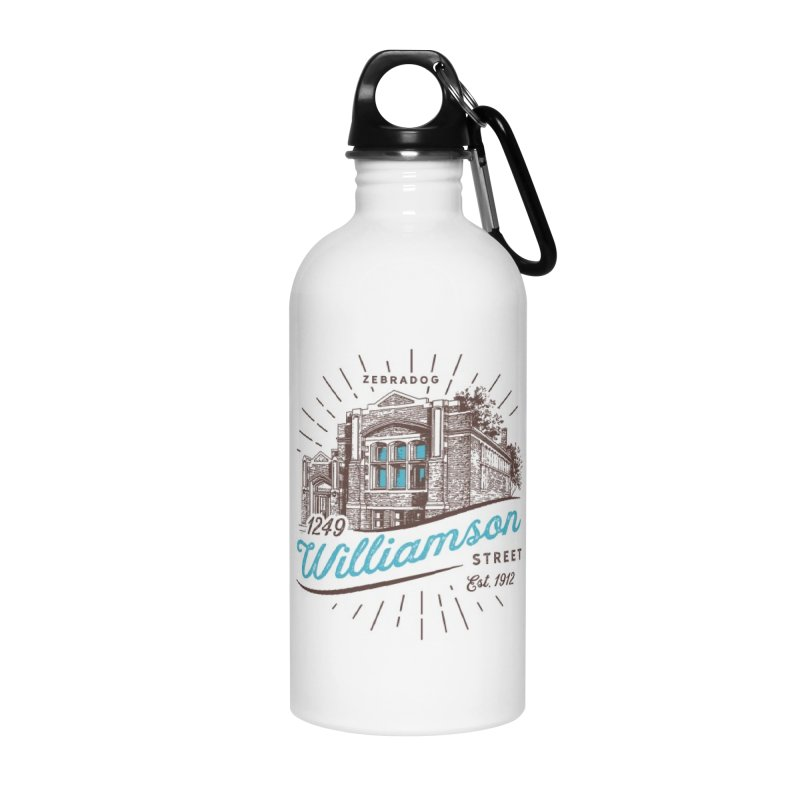 Vibe 1935 Accessories Water Bottle by Zebradog Apparel & Accessories