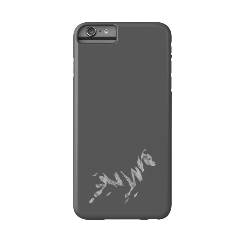 Ghost Dog Accessories Phone Case by Zebradog Apparel & Accessories
