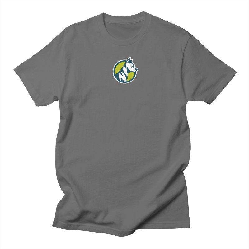 ZEBRADOG Button Icon Women's T-Shirt by Zebradog Apparel & Accessories