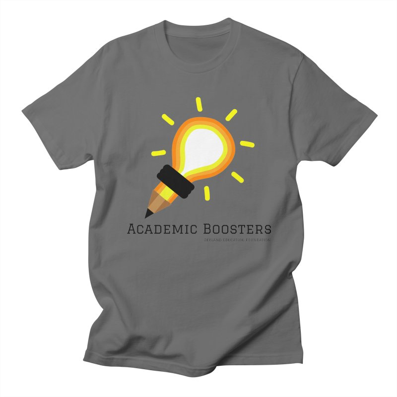 Academic Boosters Men's T-Shirt by zeelanded's Artist Shop