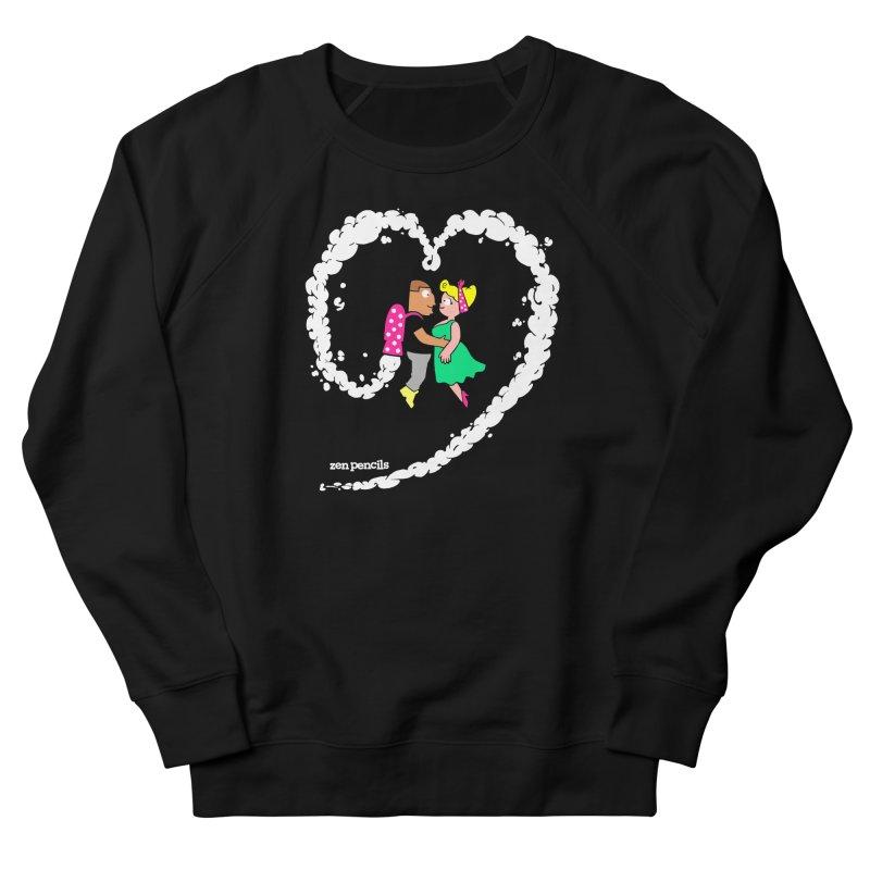 The Can-Do Girl Women's French Terry Sweatshirt by ZEN PENCILS Apparel