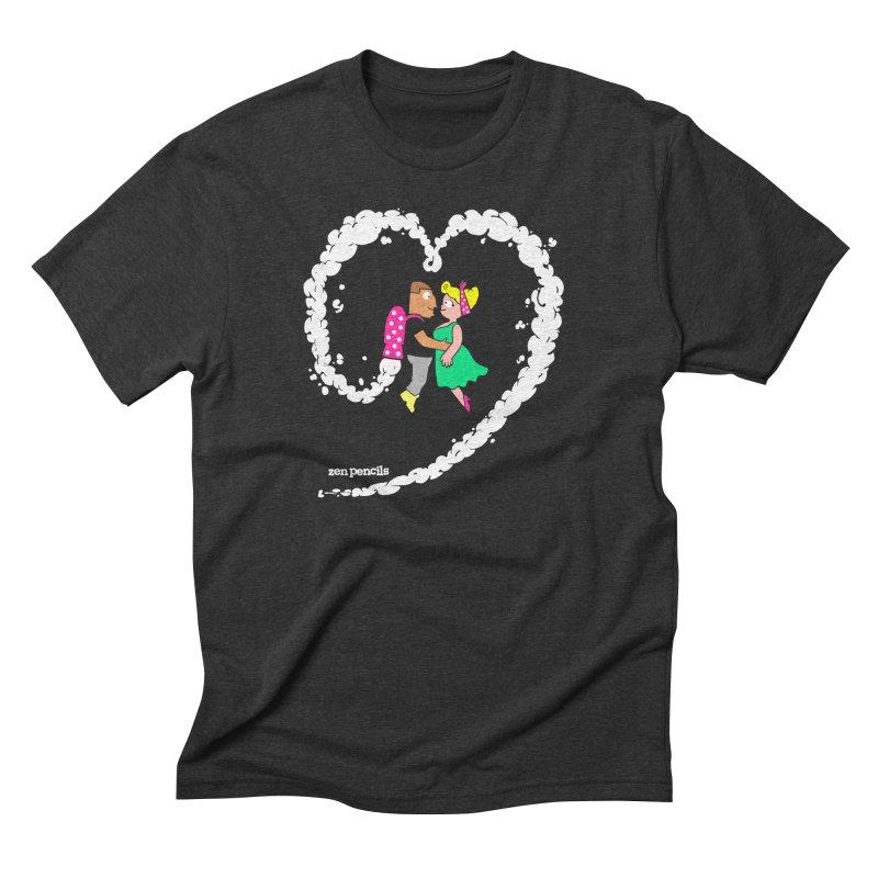The Can-Do Girl Men's T-Shirt by ZEN PENCILS Apparel