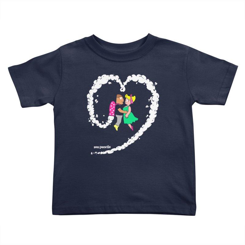 The Can-Do Girl Kids Toddler T-Shirt by ZEN PENCILS Apparel