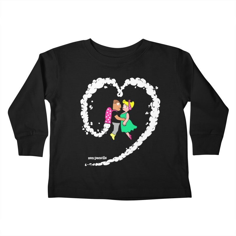 The Can-Do Girl Kids Toddler Longsleeve T-Shirt by ZEN PENCILS Apparel