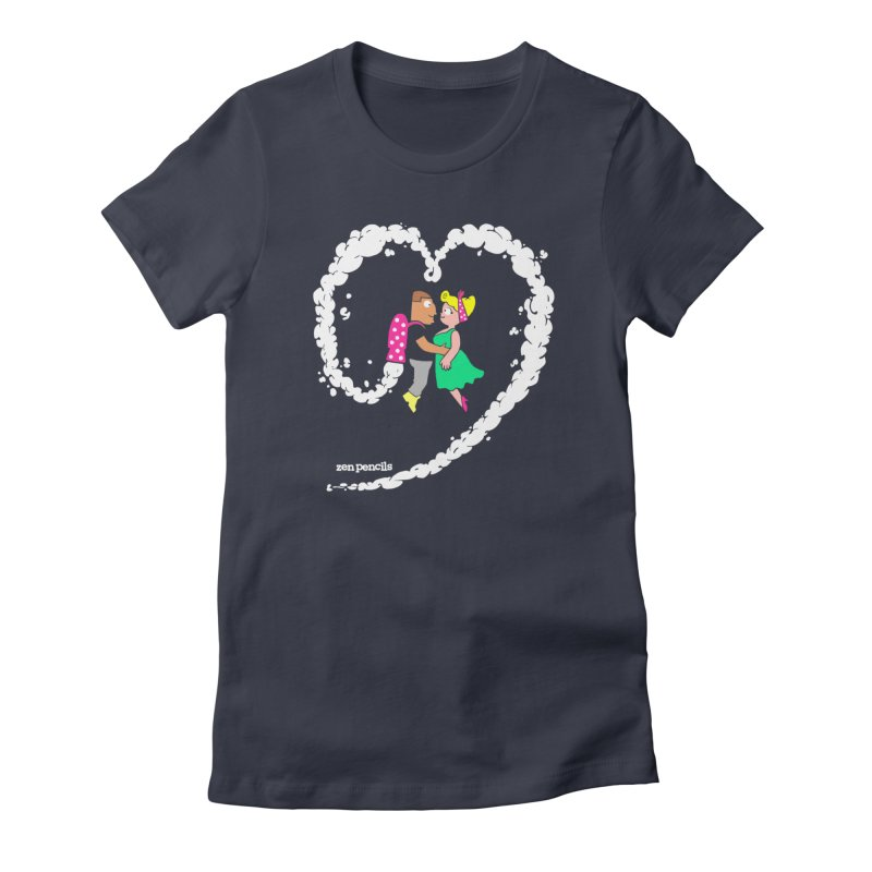 The Can-Do Girl Women's T-Shirt by ZEN PENCILS Apparel